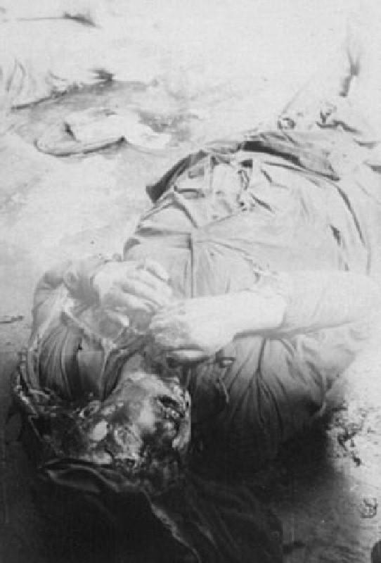 Мациев (ныне Луков, 30 км от Ковеля) февр 1944