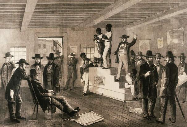 slave-auction-virginia 1861