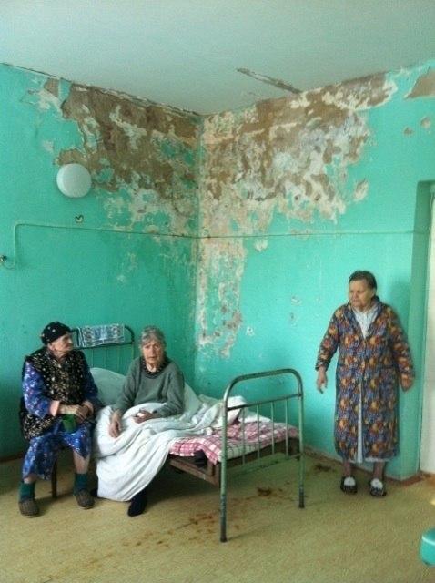 Участковая больница в с. Бояркино, Озерский район, Моск. обл.2012 -2