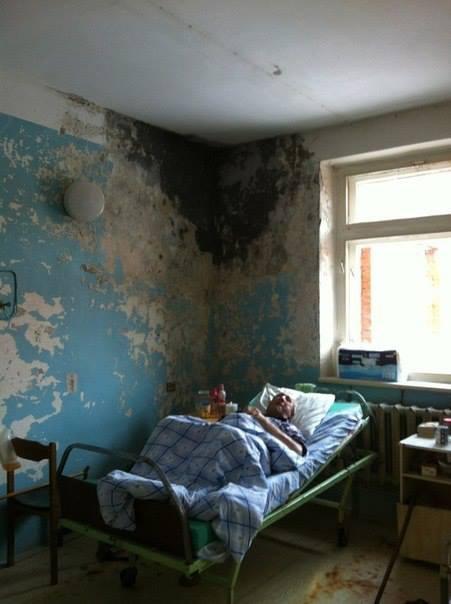Участковая больница в с. Бояркино, Озерский район, Моск. обл.2012 -1