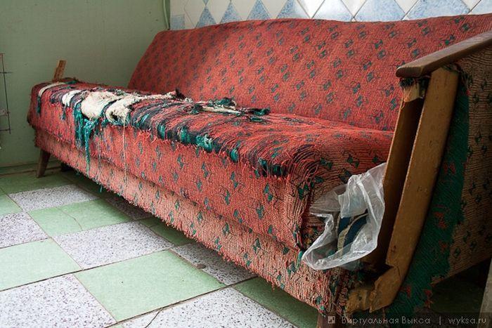 Выкса  Инфекционная больница 2011-1