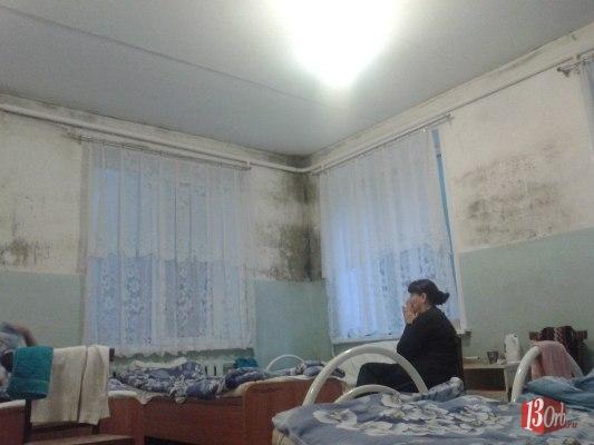 Мордовия. Ромодановская райбольница 2013