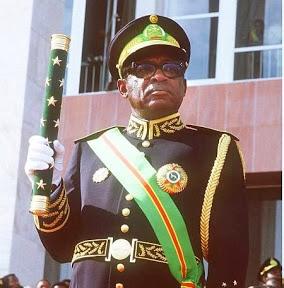 Mareshal Mobutu-Sese-Seko