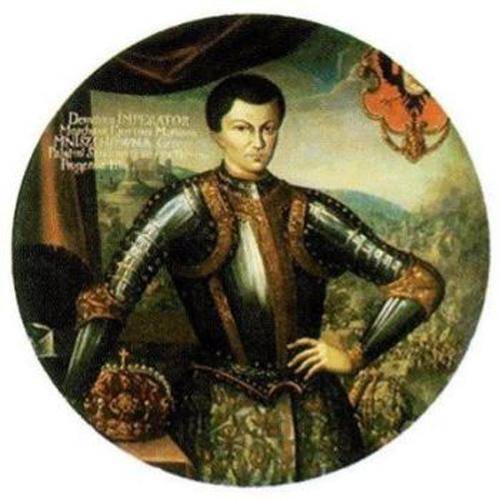 Dymitr_Samozwaniec_Otrepiew (Портрет из замка Мнишков в Вишневце)