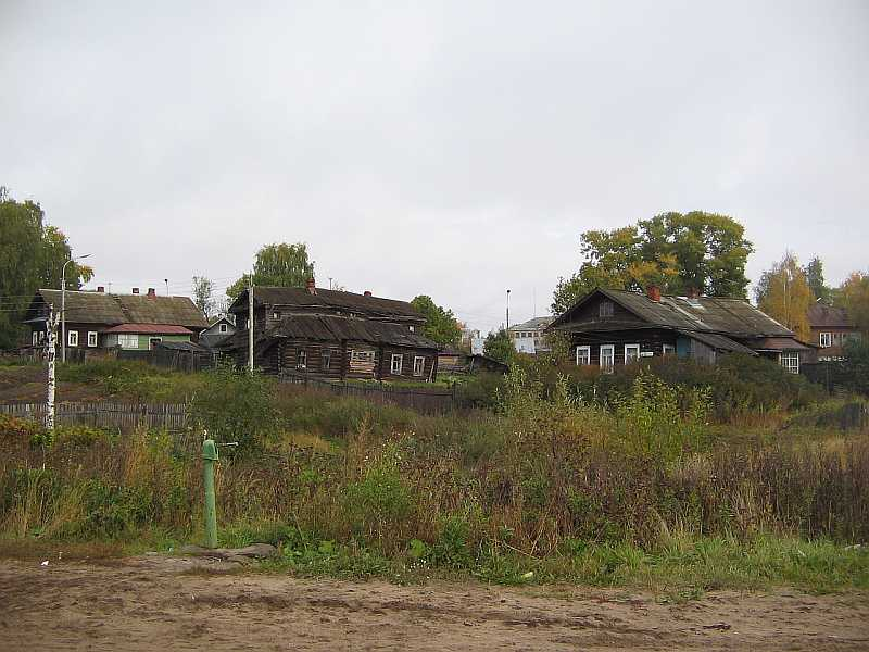 Улица Заовражская 2011
