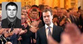Цапок инаугурация Медведева -2