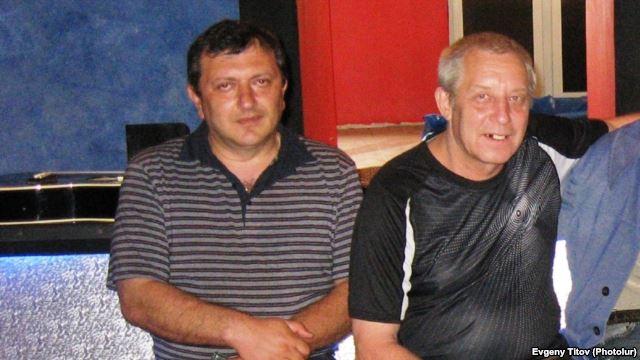 Гагик Аванесян и Владимир Иванов