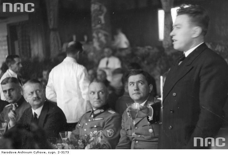 Литвинов в Закопане