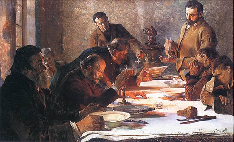 Malczewski_Jacek_Wigilia_na_Syberii 1892