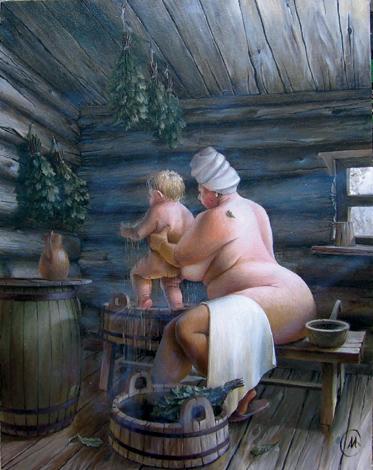 5-Александр Иванов. Баня2