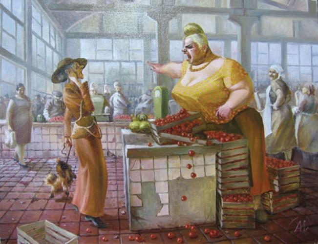 13-Александр Иванов. Смертоубийство на Конном базаре