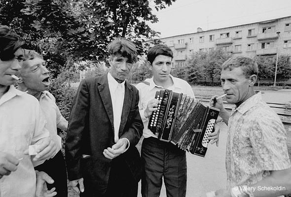 Валерий Щеколдин. Ульяновск. 1976 2