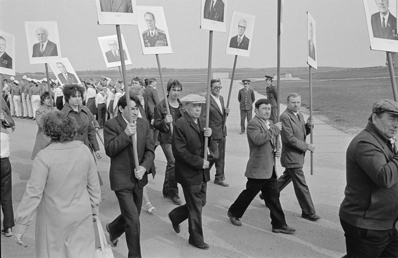 2 Валерий Щеколдин. Дубосеково, Московская обл. 8 мая, 1984 4