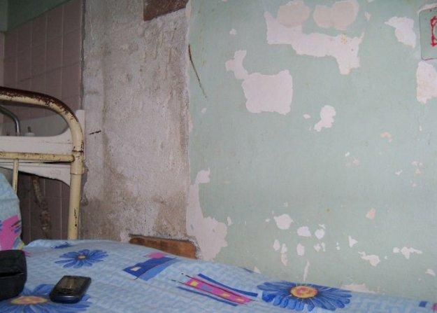 Севастополь Горбольница №1  фев 2014 г. 2