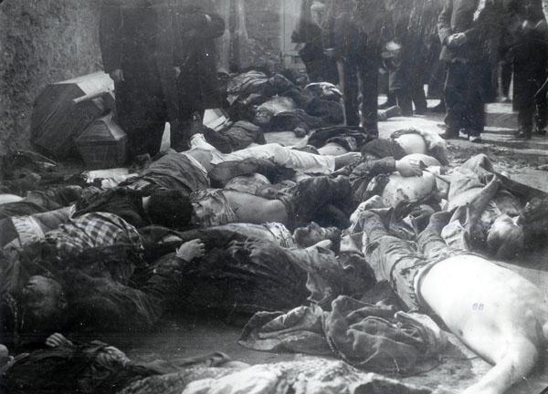 Баку армян. погромы 1905
