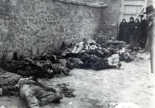 Баку погромы фев. 1905