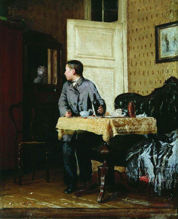33 Максимов Василий. По примеру старших. 1864