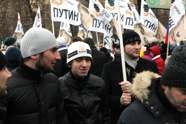 В Москве полиция задержала 5 активистов, которые протестовали против войны с Украиной - Цензор.НЕТ 8176