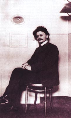 ТРоцкий 1905 (в тюрьме)
