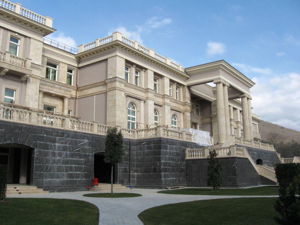 Путин дворец под Геленджиком
