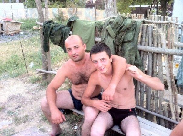 ТУманов и Роберт Арутюнян