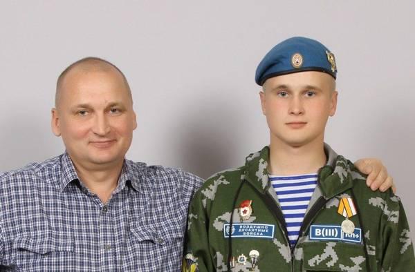 Николай Козлов 5 ( с медалью за Крым)