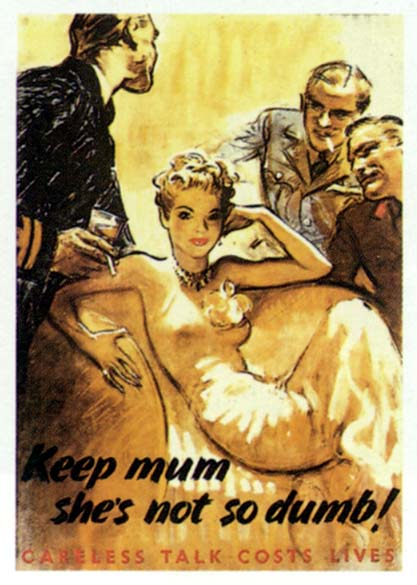 British Posters from the World War II (5)