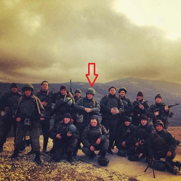 Григорий Короленко 2 + стрелка