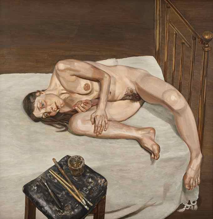 Naked Portrait, 1972