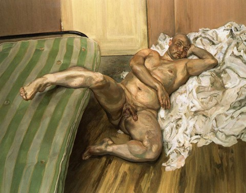 Nude with Leg Up 1994