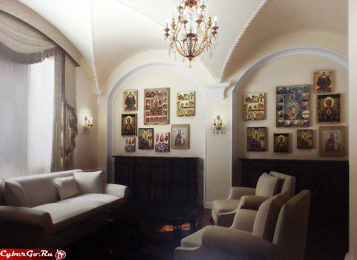 Якунин молитвенная комната