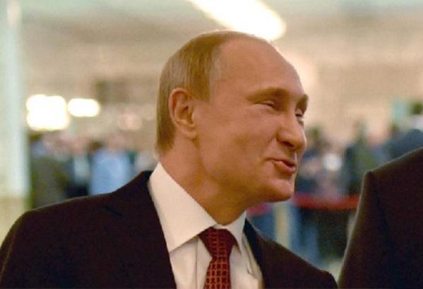 Путин - Минск 11.02.2015