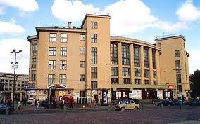 дворец культуры Горького