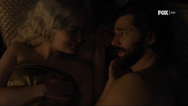 Игра престолов момент секс