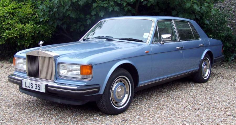 1980 RR Silver Spirit Azur