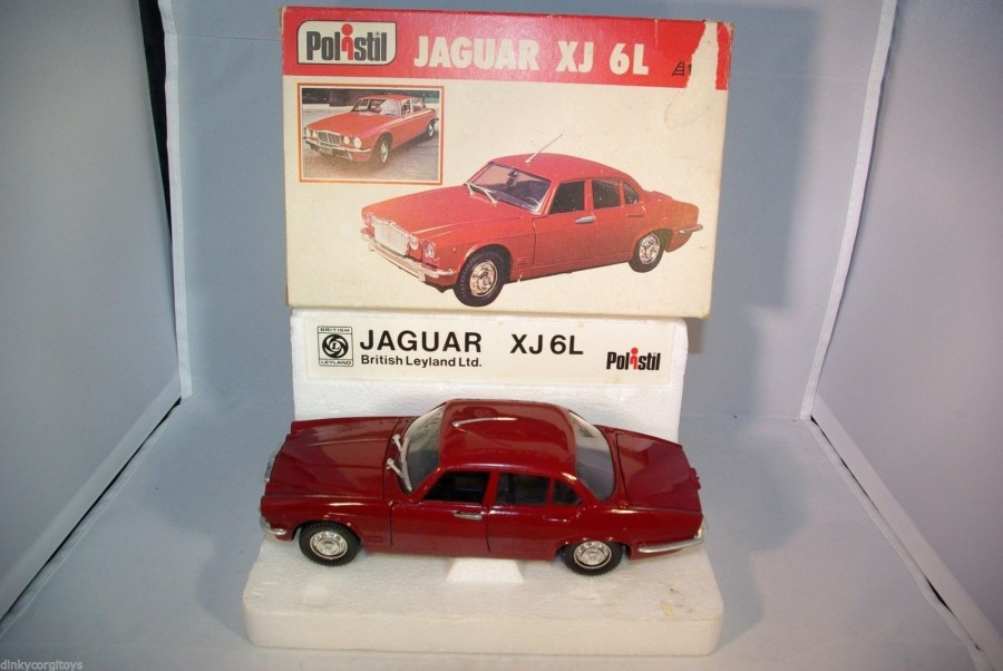 Polistil Jaguar XJ6L