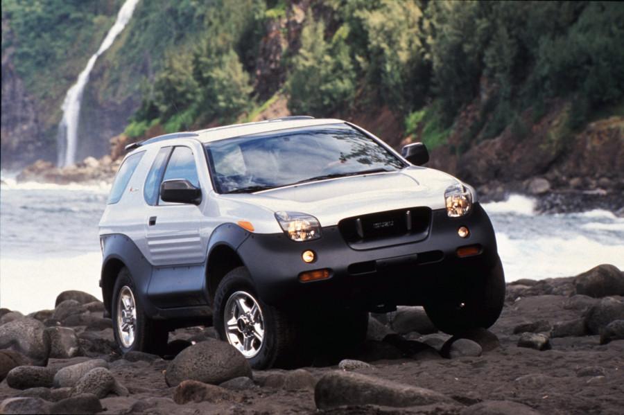 1997 Isuzu VehiCross
