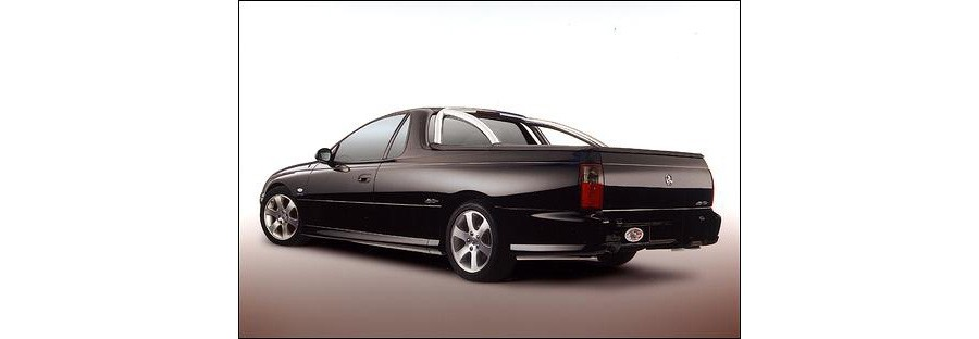 2001 Holden Ute SS Fifty