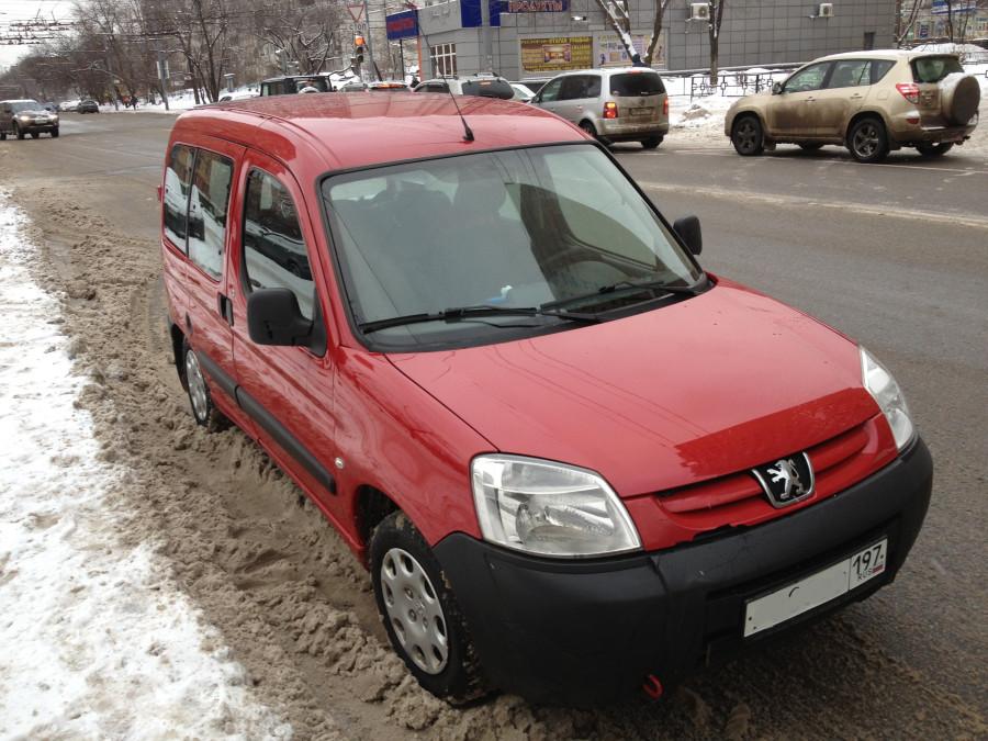 Peugeot Partner Origin 2010