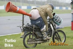 Turbobike