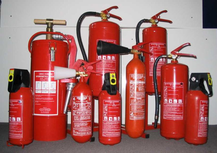 синтетические когда в помещении нужен огнетушитель брендом Sivera