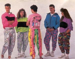 Мода 80-х в СССР. Часть 1. Одежда. - Создай свой стиль