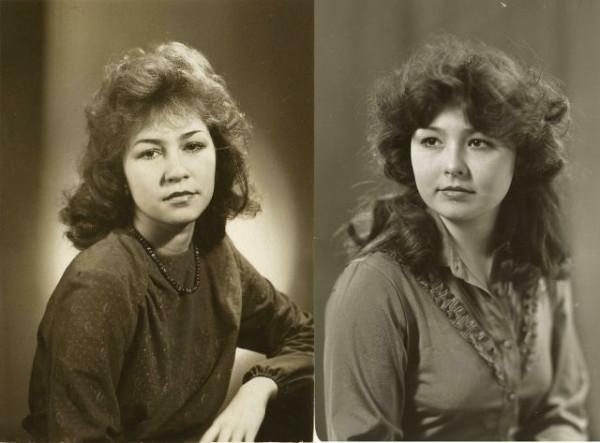 Прически 70-х-80 годов