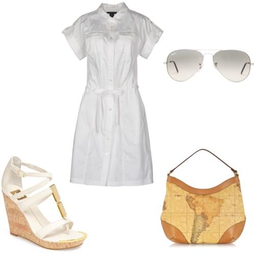 платье-сафари 102