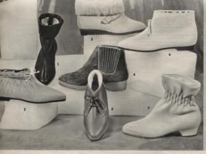 обувь 60-х 1