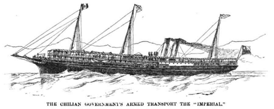 Transporte Imperial