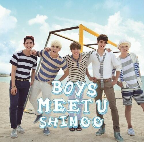 shinee boys meet u live ultimate