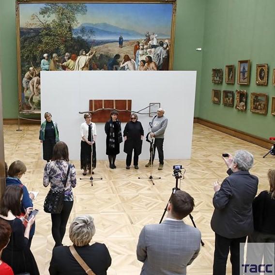 «Ветка» — принципиальная для Третьяковской галереи работа