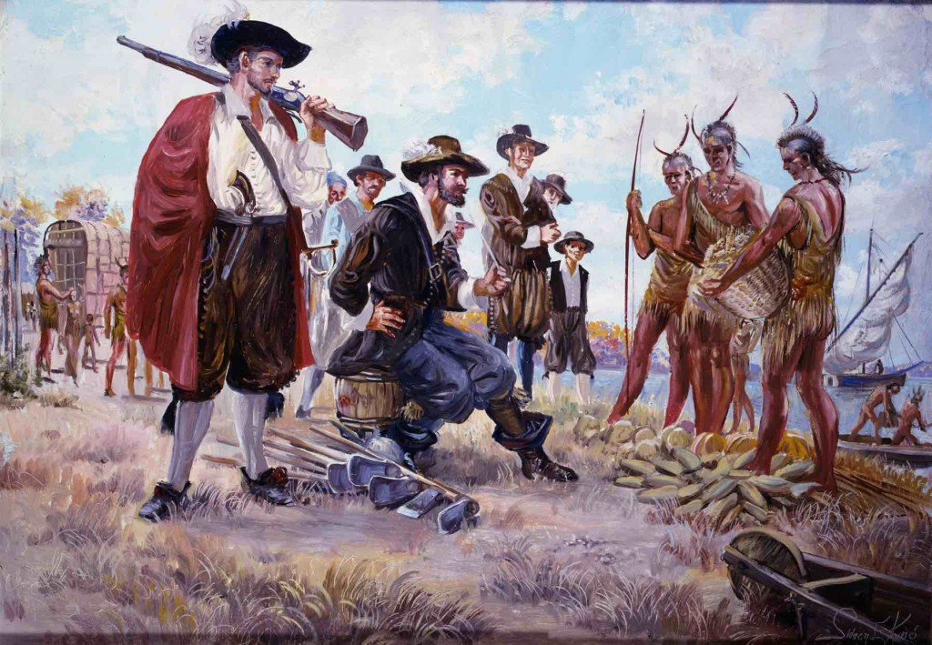 james axtell native reactions to the invasion of america