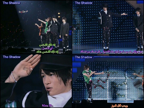 رد: TheShadow] Sexy Zone - Road to Dream & Arena Concert 2012_part],أنيدرا
